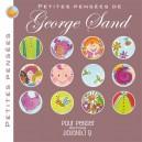 Georges Sand - Petites pensées
