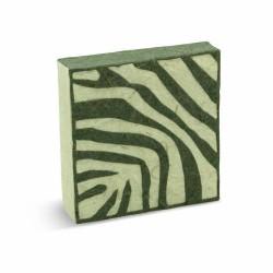 Zebra patroon notitieboekje