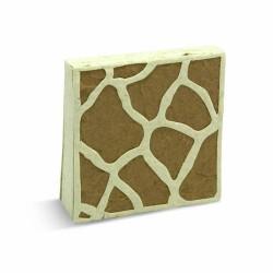 Giraf patroon notitieboekje