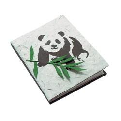 Carnet panda PooPooPaper