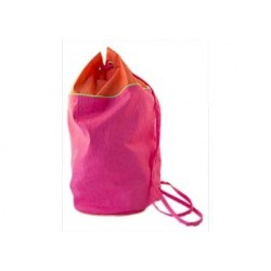 Sac de piscine/gym rose et orange