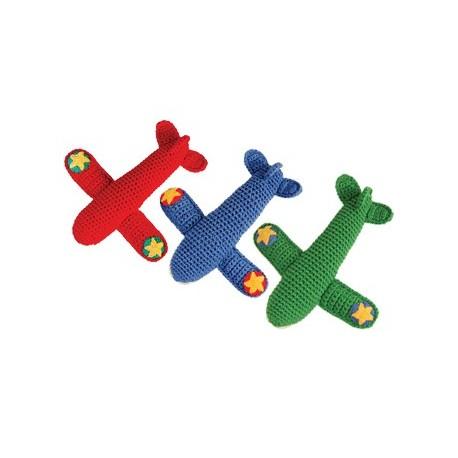Hochets crochet avions