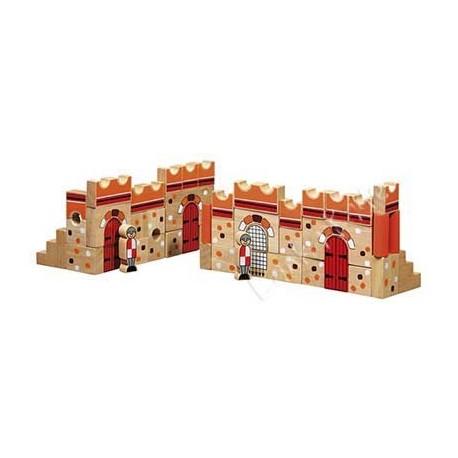 Blocs de construction Château fort