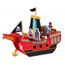 Bateau pirate (15 pièces)