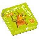 Emotions Monstres (3 jeux en 1)