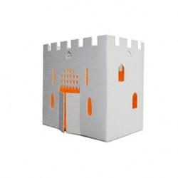 Casagami le chateau-veilleuse blanc