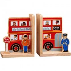 Serre-livres Bus