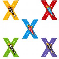 X HOOFDLETTERS - Dieren