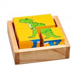 Blocs Dinosaures
