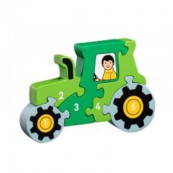 Puzzle tracteur 1-5