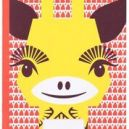 Cahier FSC motif girafe