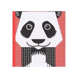 Cahier FSC motif panda