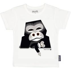 T-shirt enfant manches courtes Gorille