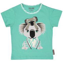 Kind T-shirt korte mouwen Koala