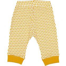 Gele legging