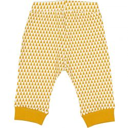 Legging moutarde