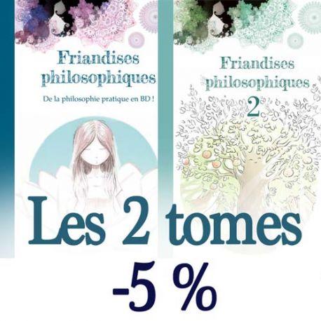Pack promo - Friandises philosophiques 1&2