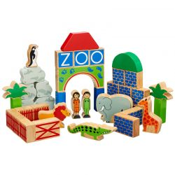 Blocs de construction Zoo