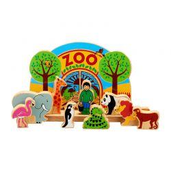 Petite zoo (10 pièces)