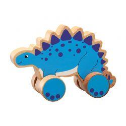 Stegosaurus op wielen