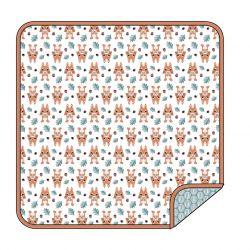 Couverture motif Ecureuil