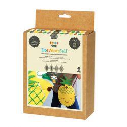 kit couture sac ananas