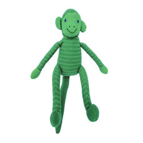 Jim le singe (vert) 25 cm