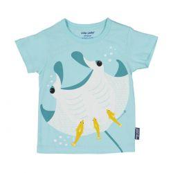 Kind T-shirt korte mouwen Mantarog