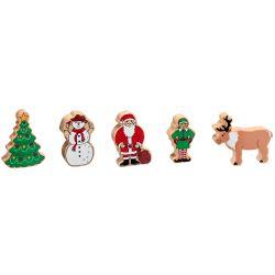 Kerstuniversum (tas van 5)