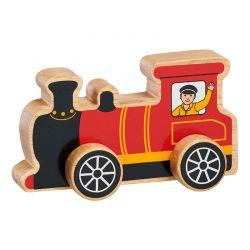 Train en bois 15cm