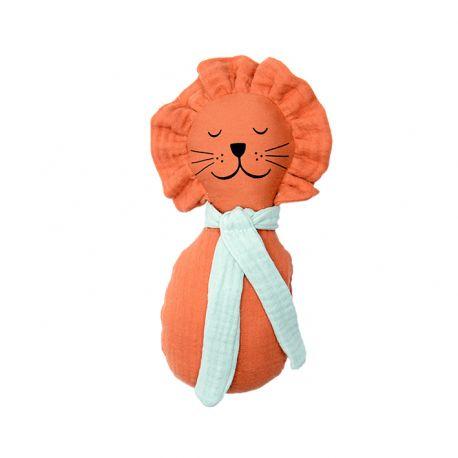 Haakratel leeuw bio