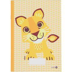 Cahier FSC motif Lion