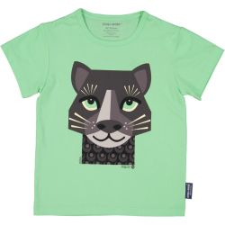 Kind T-shirt korte mouwen Jaguar
