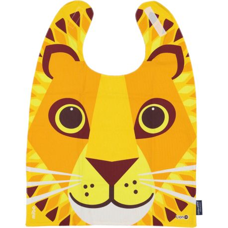 Grande serviette Lion