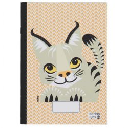 Cahier FSC motif Lynx