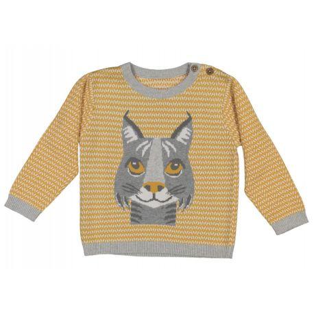 Pull tricot Lynx
