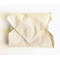 Wrap sandwich 35 x 35 cm coton + rPET