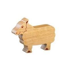 Mouton bois massif