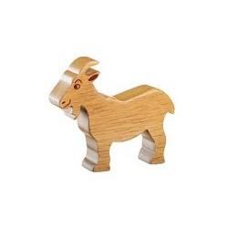 Chèvre bois massif