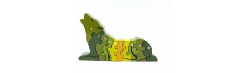 Puzzles chiffres et lettres