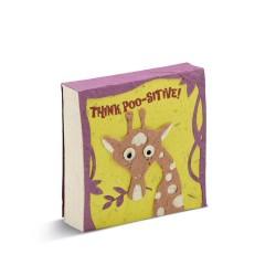Bloc notes Tête d'éléphant - PooPooPaper