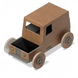 Autogami - La voiture écologique solaire