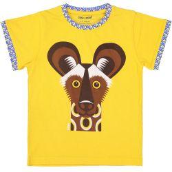T-shirt enfant manches courtes Lycaon