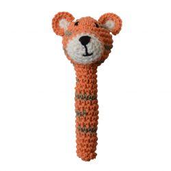 hochet tigre crochet