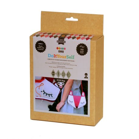 kit couture sac renard