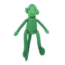 Jim de aap (groen) 25 cm