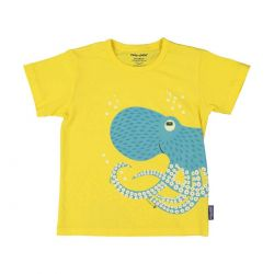 Kind T-shirt korte mouwen Poulpe