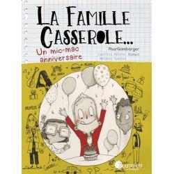 La famille Casserole T2
