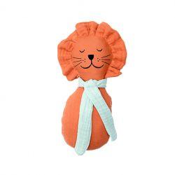 Hochet lion bio