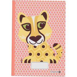 Cheetah schrift FSC